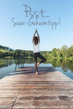 Yoga am See im Ritzenhof****S - Hotel und Spa am See in Saalfelden Leogang/Salzburger Land. - ist Teil unseres kostenlosen wöchentlichen Vitalplans! Wir haben Yoga-Lehrerin Claudia 8 Fragen zum Yoga am Ritzensee gestellt und erfahren, was das Besondere an Yoga am See ist! . #ritzenhof #yogaamsee #yogahotel #yoga #hathayoga #yogaretreat #yogaindenbergen #yogaamseeufer #hotelyoga #yogafürdieseele Yoga Hotel, Hatha Yoga, Wellness, Perfect Place