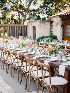 Bright, romantic California wedding at Holman Ranch