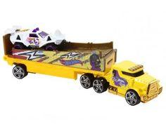 Hot Wheels Caminhão Transportador - Mattel