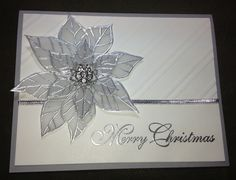 Christmas card using Joyful Christmas from the Stampin' Up! 2013 holiday catalog by Emily Mark SU demo Montreal. www.emilymark.ca