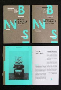 Biennale Musique en Scène 2012   Les Graphiquants