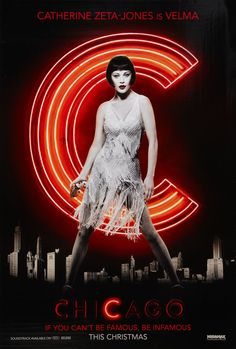 chicago movie poster - Google Search