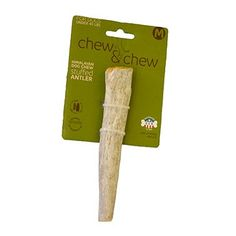 Chew and Chew Cheese 1 Piece Stuffed Antler * New and awesome dog product awaits you, Read it now  : Dog treats