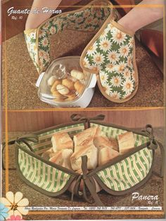 Ideas que mejoran tu vida Sewing Art, Sewing Crafts, Sewing Projects, Projects To Try, Diy Crafts, Amish Crafts, Crochet Motif Patterns, Sewing Patterns Free, Free Sewing