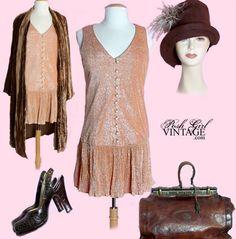 Moda de los años 20 - Tendenzias.com