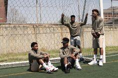 Berkhan studio american football military sports hiphop  밀리터리 힙합 스포츠 농구 아이덴티티 전통 흑인 작품 아카이브 패션 조던 디자이너브랜드 남성복 아트워크 아카이브 남자옷 남자 프로젝트 컬쳐