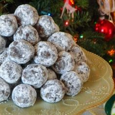 Spiced Rum Balls by webicurean  ***I'm sorry, but these were horrible***