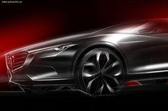 Франкфуртский автосалон 2015: мировая премьера от Mazda. На этот раз компания Mazda покажет новый концепт кроссовера - Mazda KOERU, что станет еще более смелым и уверенным шагом в популярном и самых конкурентных SUV-сегменте.