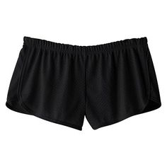 Soffe Mesh Shorts - Juniors Black