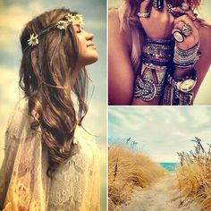 Sarah Seven's Lara Gown Is A Beachy Bohemian Bride