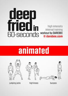 Deep Fried Workout | Posted By: AdvancedWeightLossTips.com