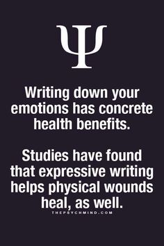 Why you should write down your emotions - journals or diaries can be for girls and guys!