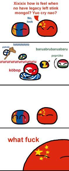 Mongol legacy