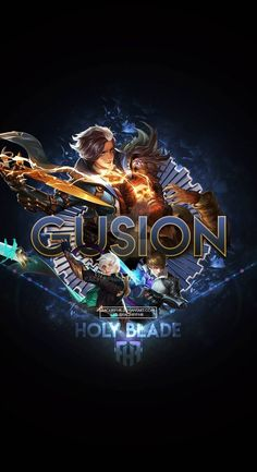 Wallpaper Phone Special Gusion Holy Blade by FachriFHR on DeviantArt Wallpaper Dekstop, Wallpaper Hp, Mobile Legend Wallpaper, Cellphone Wallpaper, Mobiles, Alucard Mobile Legends, Moba Legends, Special Wallpaper, The Legend Of Heroes