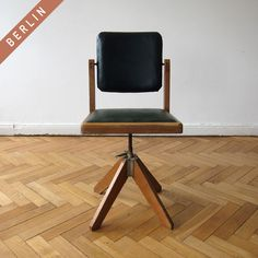 BAUHAUS DESK CHAIR