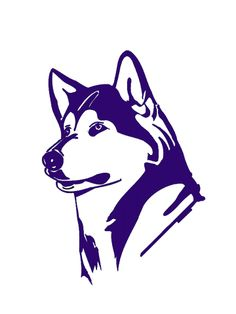 Image Result For Uw Husky Coloring Page