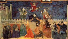 Ambrogio Lorenzetti, Allegory of Bad Government