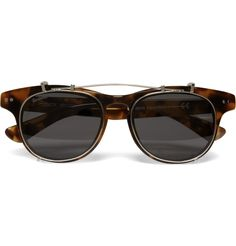 need these Illesteva detachable front sunglasses!
