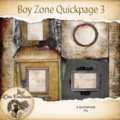Boy Zone quickpage 3