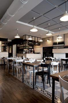 La Cucineria Architect: Noses Architects Location: Rome, Italy