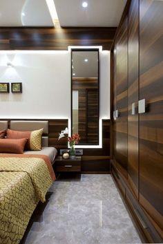 Cool Bedroom Interior Design Ideas With Luxury Touch - Page 17 of 48 Wardrobe Door Designs, Wardrobe Design Bedroom, Luxury Bedroom Design, Bedroom Closet Design, Bedroom Furniture Design, Simple Bedroom Design, Furniture Layout, Furniture Ideas, Bedroom Ideas
