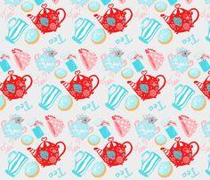 Oddi-teas fabric by majoranthegeek on Spoonflower - custom fabric