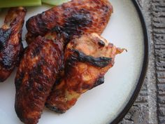 Superbowl Snack: Sweet and Sexy Wings #PaleOMG