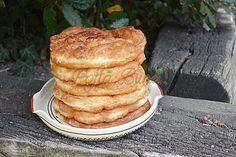 Gogosi-langosi pufoase cu cartofi, moi si aromate, cele mai moi si mai pufoase gogosi, turte, langosi.