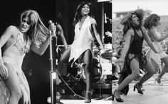 Tina Turner turns 74 today (26 Nov 2013). These photos (Corbis) are from various performances in the 1970s.
