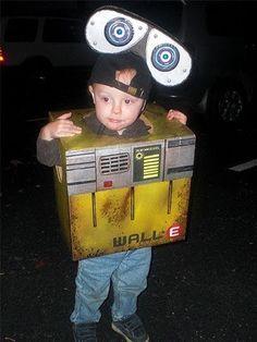 Cute homemade costume idea