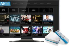 AirTV - Dish Sling TV OTA and Netflix All In One - Android TV & Others - TVStreamin