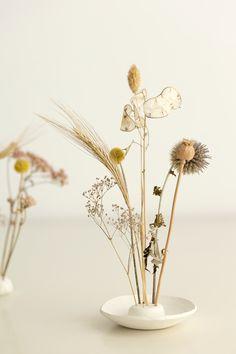 Ikebana, Diy Foto, Vase, Home Decor, Fimo, Bowl Cut, Small Bottles, Small Bowl, Japanese Art