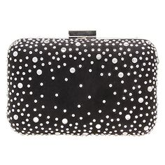 Buy Miss KG Hetty Sparkle Box Clutch Bag Online at johnlewis.com