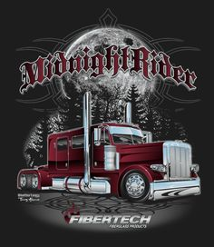 USA Truck Big Rig Trucks, Cool Trucks, Truck Store, Trucker Quotes, Truck Tattoo, Cool Car Drawings, Truck Signs, Chevy Van, Truck Art