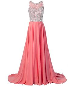 Callmelady® Chiffon Long Prom Dresses 2016 with High ... https://www.amazon.com/dp/B016NV3MZO/ref=cm_sw_r_pi_dp_1umAxbZ6SY8M6