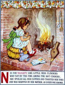 Soloillustratori: E.W.B. Childrens Alphabet, Childrens Books, Alphabet Poem, Nursery Rhymes Poems, Japanese Drawings, Vintage Children's Books, Vintage Art, Vintage Fairies, Vintage Photos