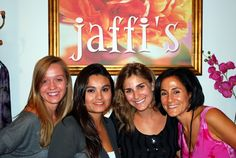 The Girls at Jaffis