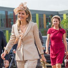 Reina Máxima abre centro de cuidado de Educación en Zoetermeer | ModekoninginMaxima.nl