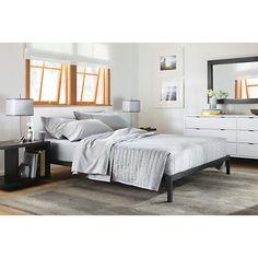 Copenhagen Wood Bed - Copenhagen Bed - Beds - Bedroom - Room & Board