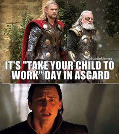 Sad-Faced Lokis Low-Key Devastated