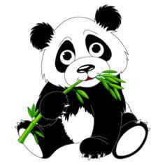 Lindas Gifs e Imagens: Ursinhos Panda em Png e Gifs