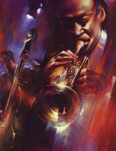 Hot Jazz by Antono Vega