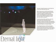 """""""Luz eterna"""" - [LI] Imagina los entierros del futuro"""