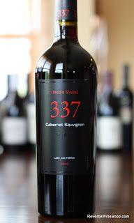 A Brilliant Burger Wine - Noble Vines 337 Cabernet Sauvignon 2010. Loco For Lodi Wine #7 http://www.reversewinesnob.com/2013/07/noble-vines-337-cabernet-sauvignon.html #winelover