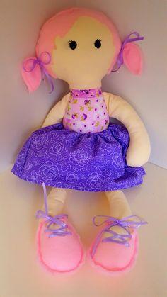 Handemade doll