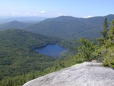 Lonesome Lake Hut - 6 Easy White Mountain Hikes - New Hampshire