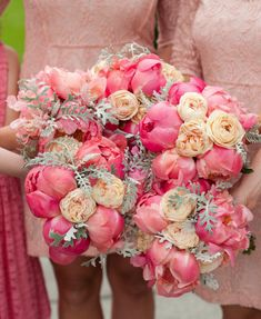 Featured photo: Emy Lyn Photography; To see more fabulous wedding flower ideas: http://www.modwedding.com/2014/11/17/get-inspired-spectacular-wedding-flower-ideas-swoon-floral-design/  #wedding #weddings #bridal_bouquet photo: Emy Lyn Photography
