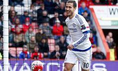Hazard akui ingin bangkitkan karir di Chelsea
