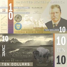62 Best New US banknote design images in 2018 | Banknote