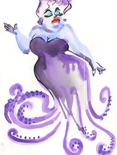 Ursula - The Little Mermaid